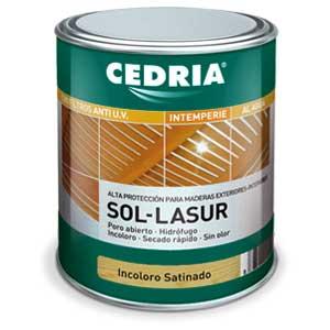 CEDRIA-SOL-LASUR