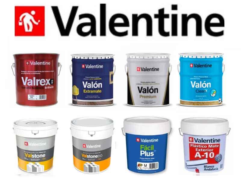 Valentine Pinturas