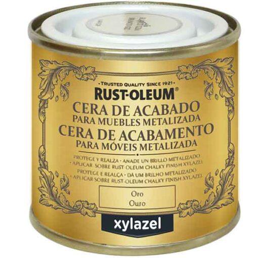 Rust-Oleum-Cera-de-Acabado-para-Muebles-Metalizada-Xylazel-Oro
