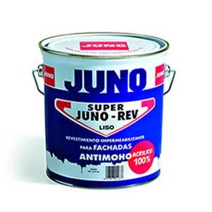 SUPER JUNOREV revestimiento antimoho para fachadas