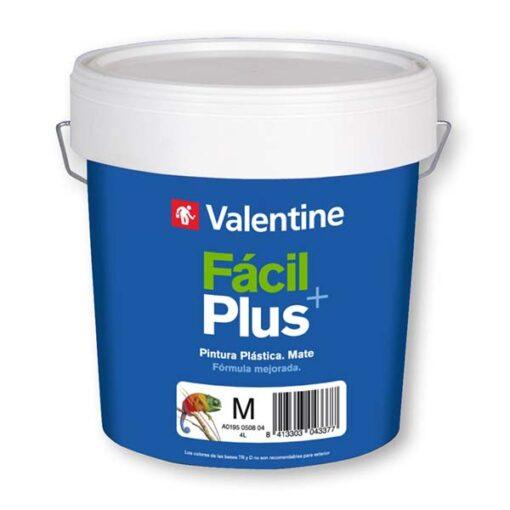 pintura facil plus valentine