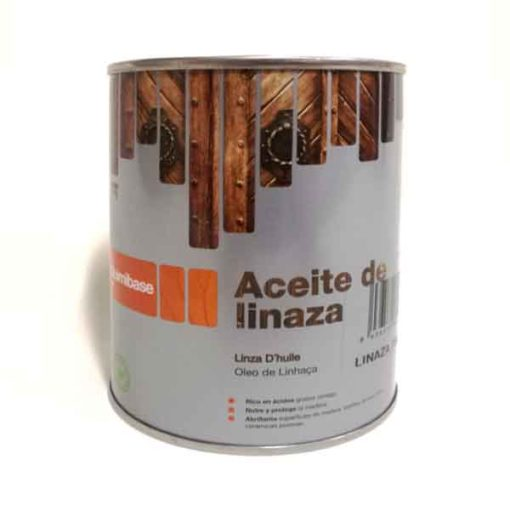 Aceite de lino para madera del fabricante quimibase