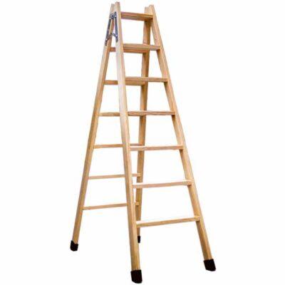 escalera-madera-pino-homologada-con-tacos-jeivsa