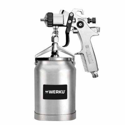 pistola-pintar-succión-HVLP-II-WERKU
