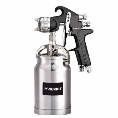 pistola-pintar-succión-HVLP-III-Werku