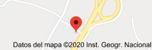 mapa de nuestra tienda de pinturas